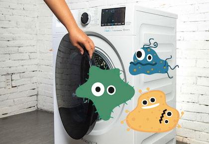 8 hành động phổ biến khi sử dụng máy giặt khiến máy hư hỏng nhanh
