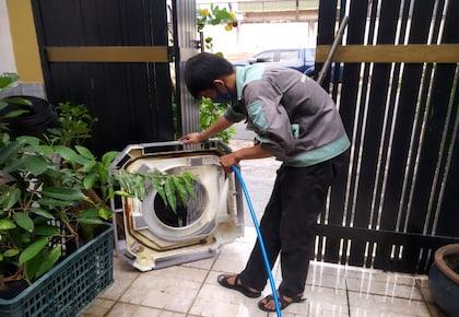Tại sao máy giặt thường xuyên giặt không sạch? Bật mí cách khắc phục!