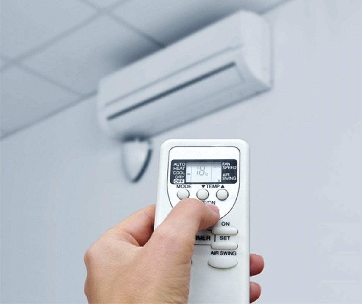 Điều chỉnh nhiệt độ thích hợp để tiết kiệm điện năng sử dụng