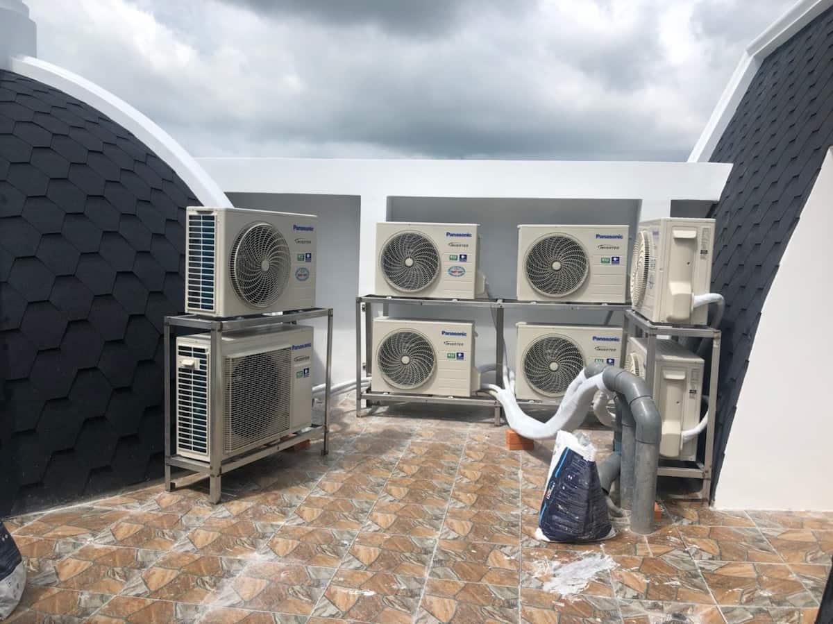 Dàn nóng máy lạnh hoạt động bất thường sẽ gây ảnh hưởng khá lớn đến trải nghiệm của người dùng