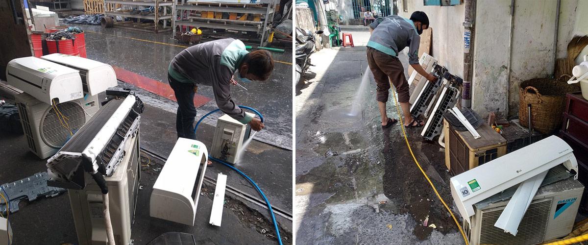 Điện lạnh VinCool - cơ sở bảo dưỡng và vệ sinh máy lạnh uy tín tại TPHCM