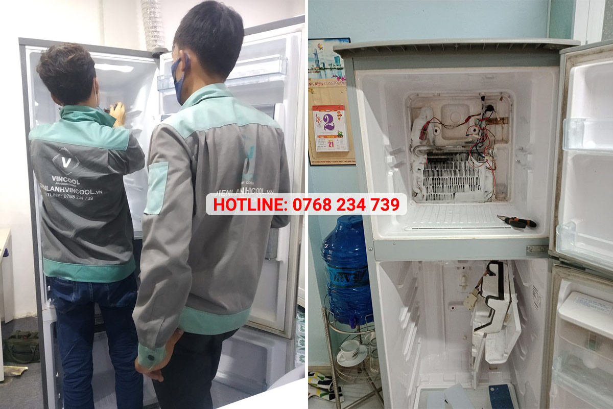 Nguyên nhân và cách sửa tủ lạnh không lạnh ngăn đông
